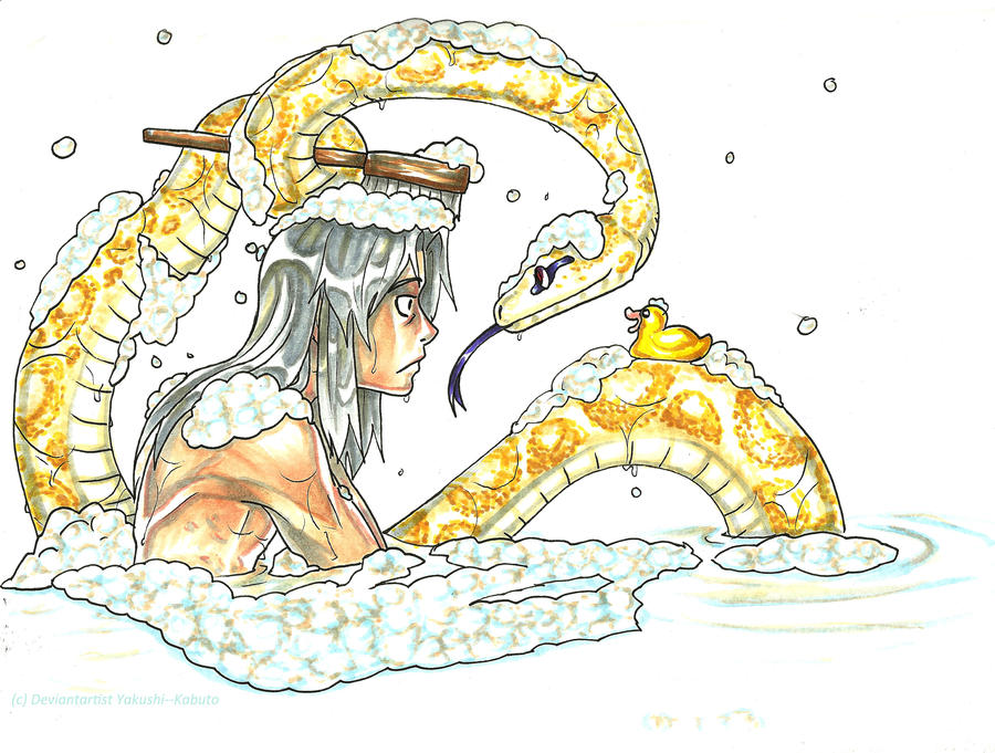 Note to self: by Yakushi--Kabuto