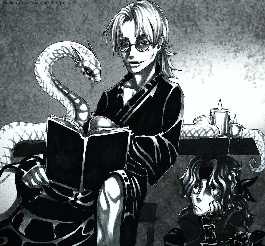 Kabuto: Dilemma by Yakushi--Kabuto