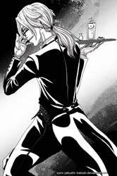 Kabuto: That Butler..