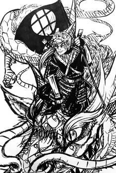 Kabuto: Dragon Warrior
