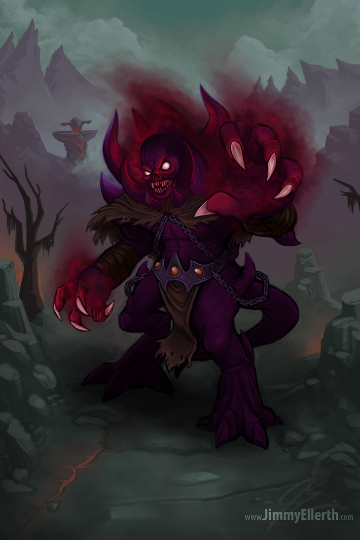 dota 2 shadow demon by jimesc on deviantart