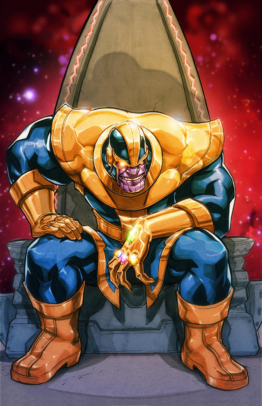 THANOS ON THRONE - Page 97 - Statue Forum