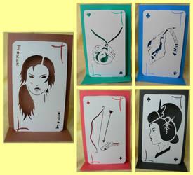 Tomb Raider Card Design Contest