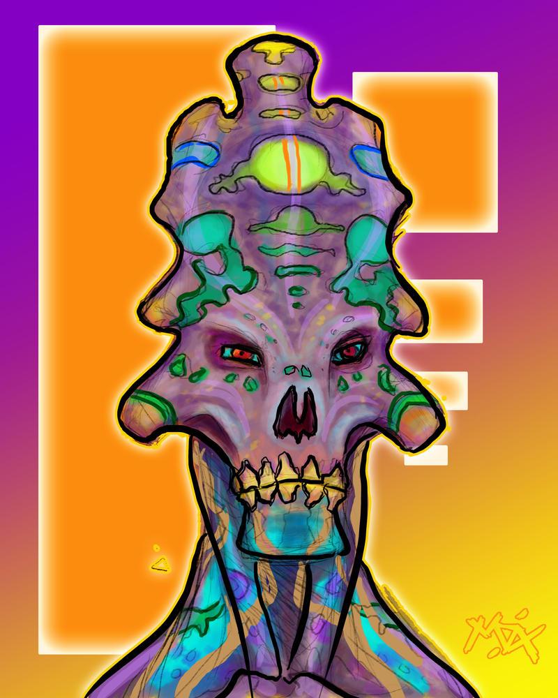 Alien 2 by MatAndre