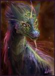 Fae Galaxy Dragon