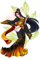 PointComm - Dragon Blossom by Miisu