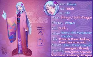 Kikuya Application for Sengoku-Legends