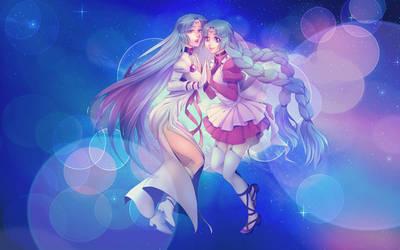 Lost Goddess by Miisu