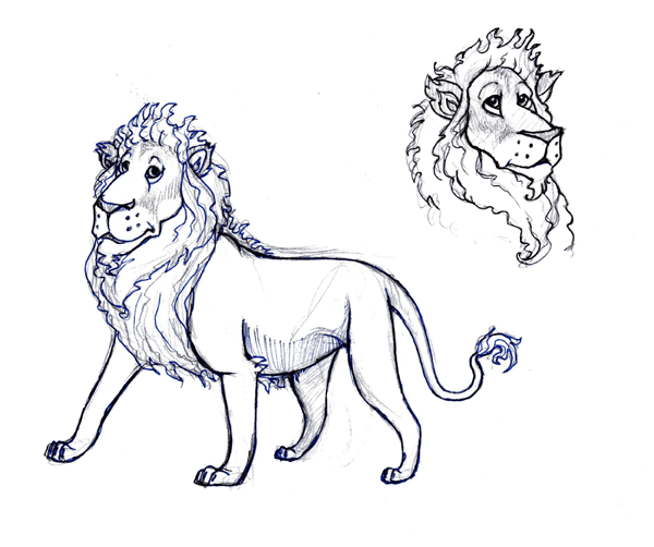 Rar Lion by KelpGull