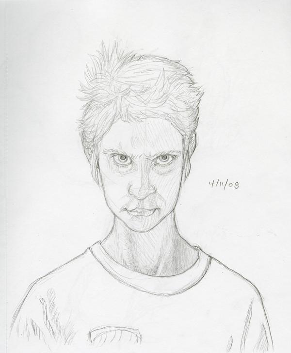 Self-Portrait by KelpGull