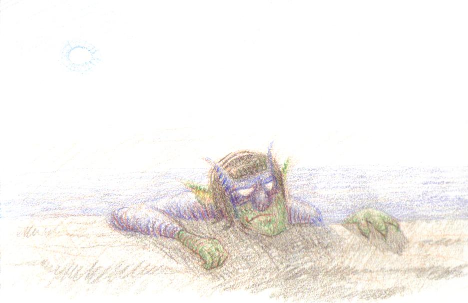 Underwaterduuuuuude by KelpGull
