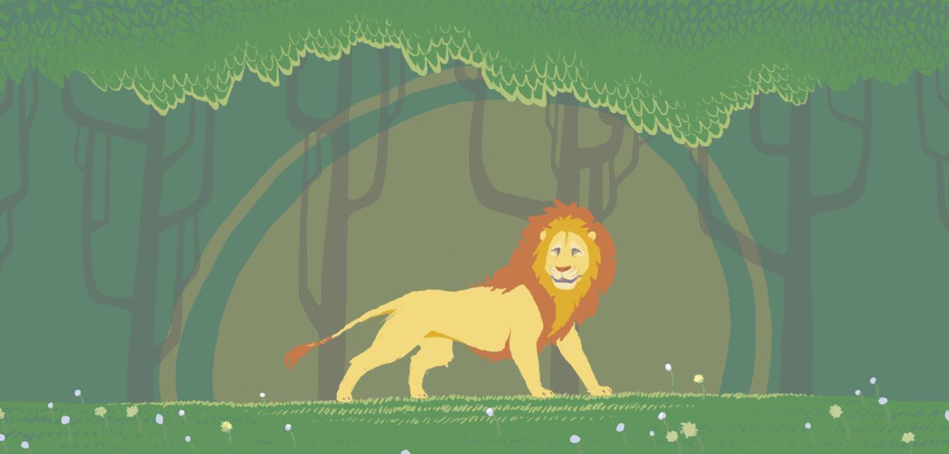 Aslan by KelpGull