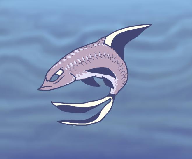 Bala Shark by KelpGull