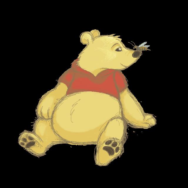 Pooh by KelpGull