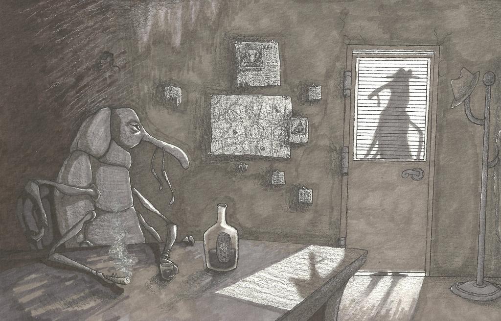 Weevil Noir by KelpGull