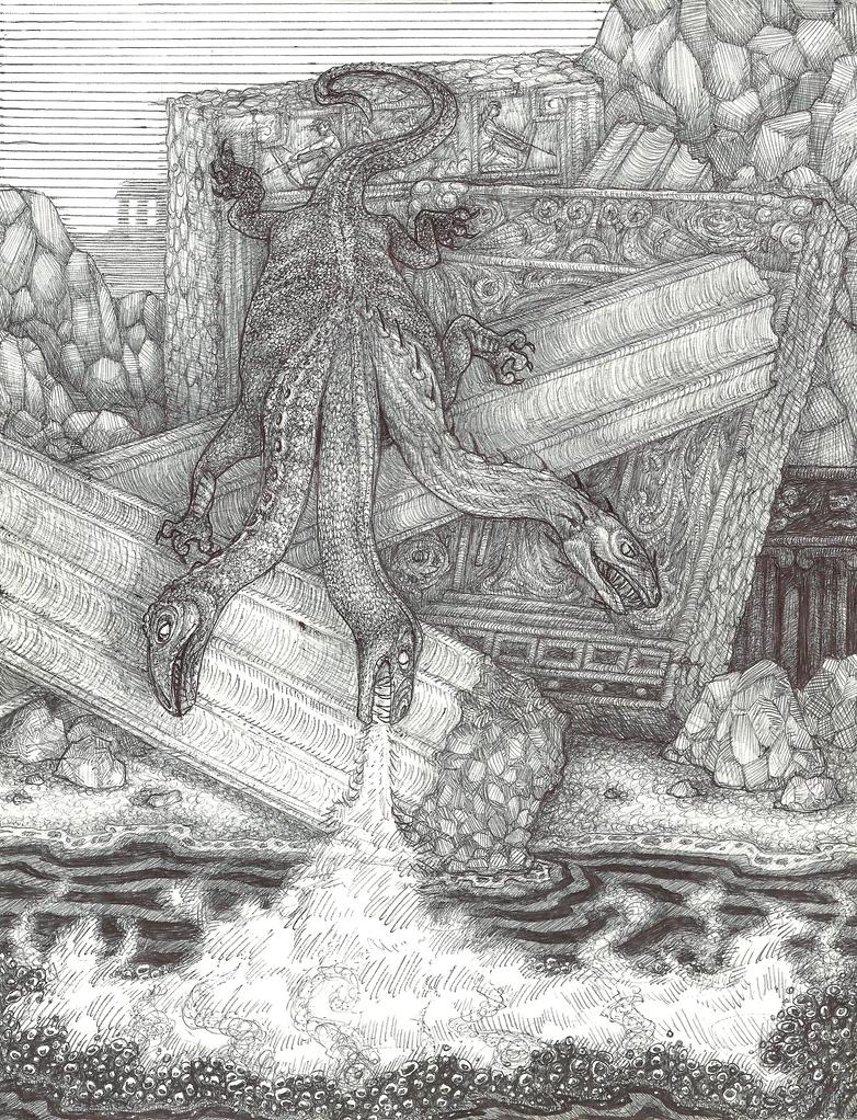 Hydra by KelpGull