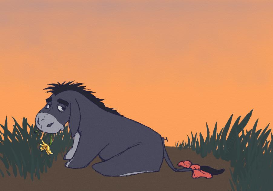 Eeyore by KelpGull