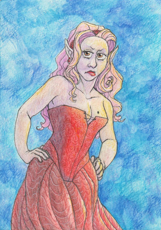 Clara by KelpGull
