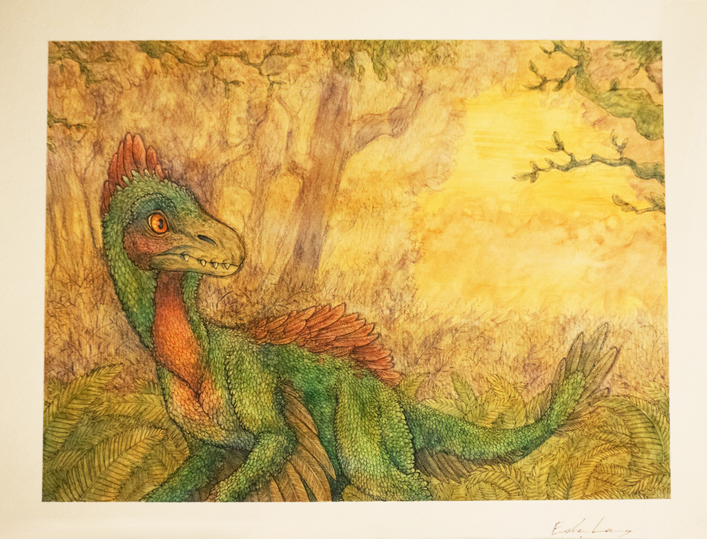 Dusk Raptor by KelpGull