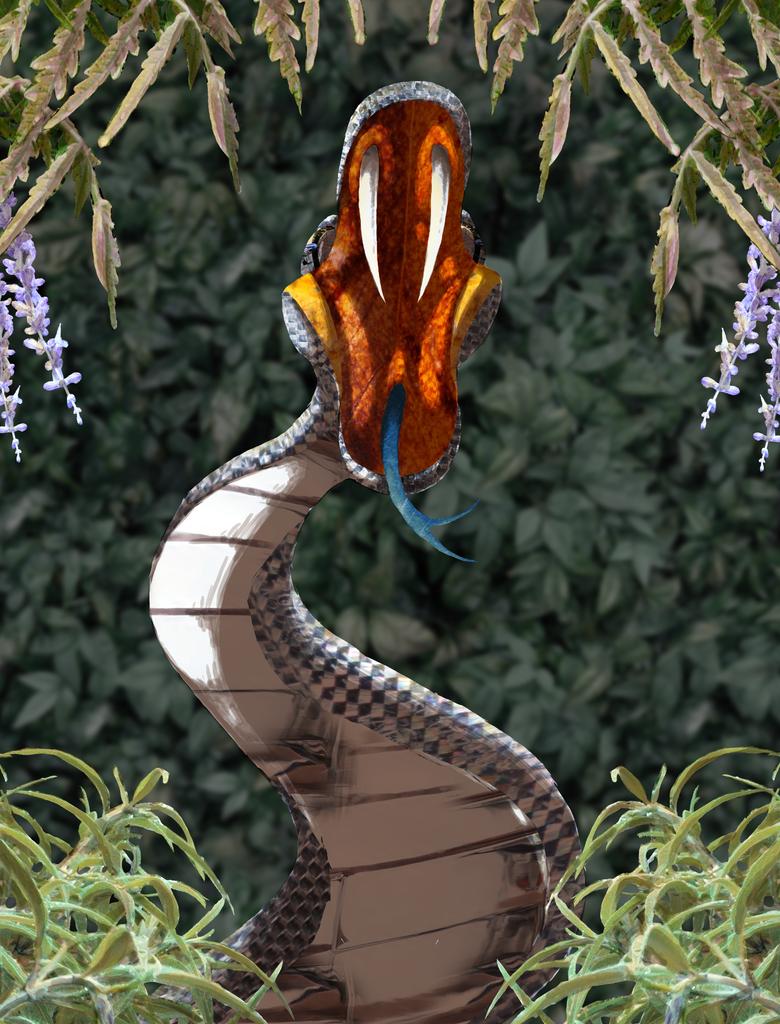 Snake Bite by KelpGull