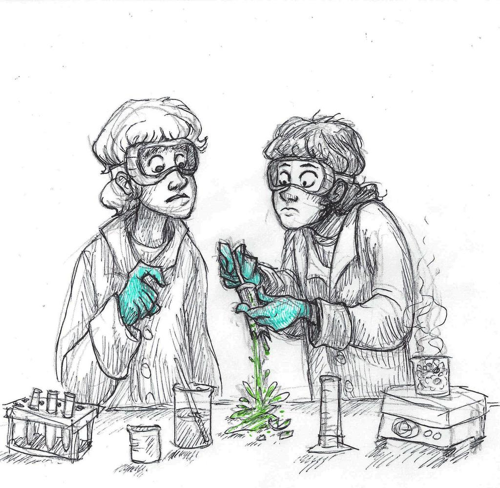 Inktober #12 - Shattered by KelpGull