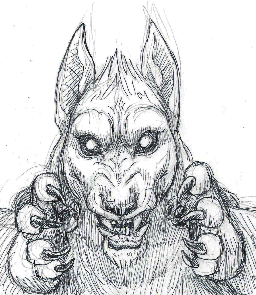 Inktober #21 - Furious by KelpGull