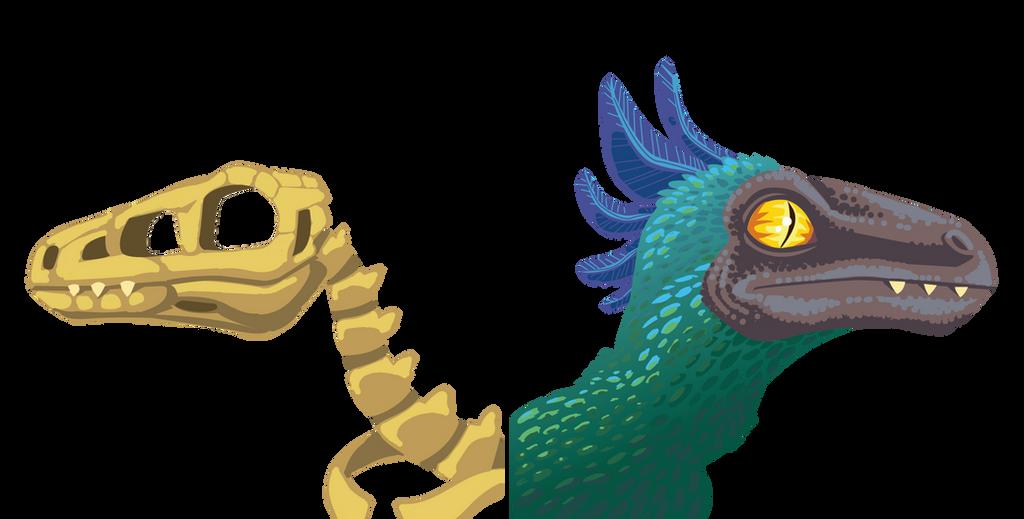 Dino Cover by KelpGull