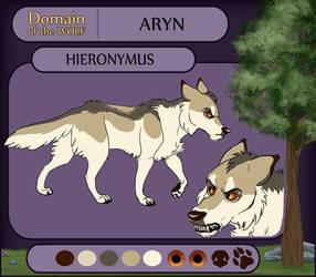 Hieronymus - Aryn (DotW app) by KelpGull