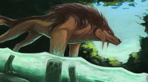 Into the Brook (Sulwen) - SVA