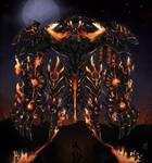 Rift Fire Colosus: Karkaeroth