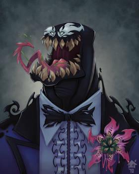 Venom: Yearbook Photo
