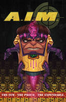 MODOK by GhostHause