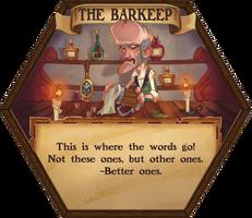 Pirate Board Game: Barkeep!