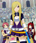 Fairy Tail  Hikari during Great Magic Games arch