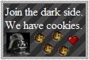 Join the dark side, we have cookies by StardustTrooper