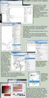 GIMP Color Tutorial by Yokko
