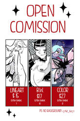 OPEN COMMISSION