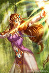 Princess Zelda Legend of Zelda