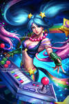 Arcade Sona - League of Legends