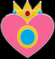 Peach Monarchs Emblem by RafaelMartins