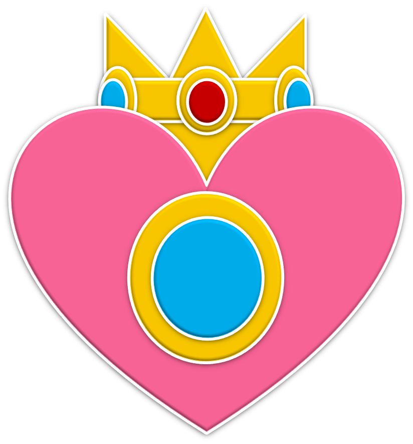 Peach Monarchs Emblem By Rafaelmartins On Deviantart