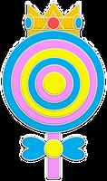 Raven Lollipops Emblem by RafaelMartins