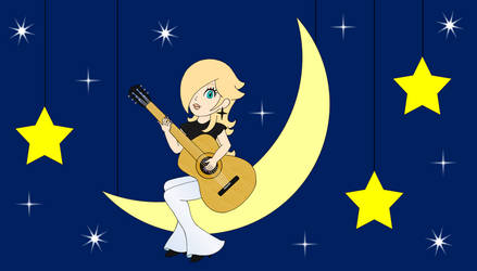 Rosalina's Acoustic Show by RafaelMartins
