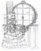 Black Rose Queen? by aqua-queen