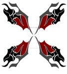 Tribal Star Tattoo
