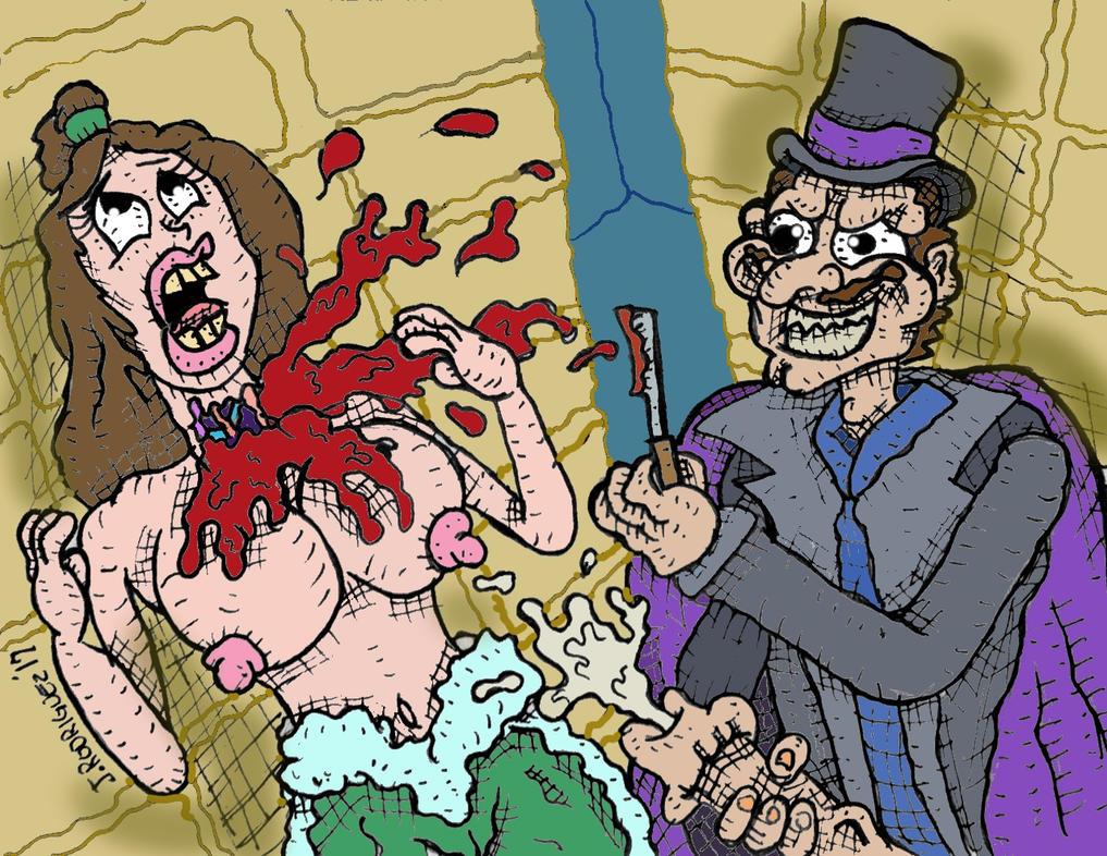 Jack The Ripper by MacheteDildo