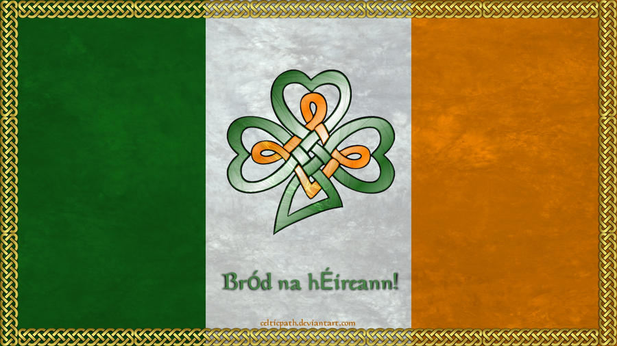 Brod na hEireann by celticpath