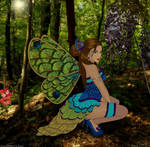 Jewel- Fairy of the Forest