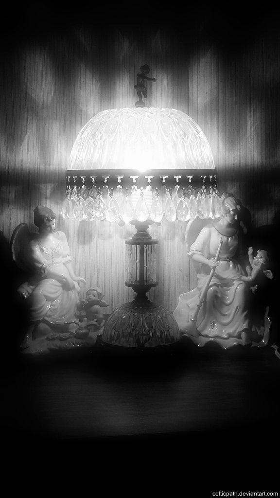 Angelic Lamp
