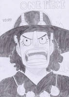 Usopp 09/05/2014 by thefan92